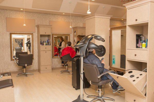 Luxury Hair Salon Specialty Hair Styles Changes Salon